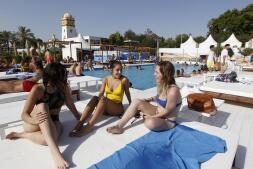 «Sevilla Beach», en imágenes