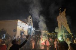 Rocío Chico 2017: Santo Rosario y la Función Principal de Iglesia