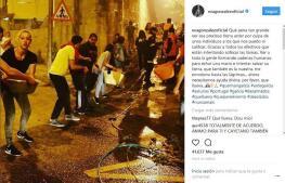 Los famosos se solidarizan con los afectados por los incendios