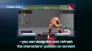 Tráiler de «Street Fighter V»: Modos de Juego