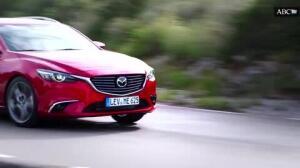 Probamos el Mazda 6 Wagon