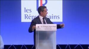"""Sarkozy: """"Tiene que haber una ley que prohíba el burkini"""""""
