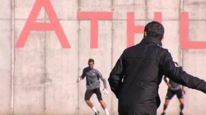 El Athletic pasa página de la derrota europea y ya piensa en el choque de Liga ante el Real Madrid