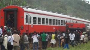 Más de 50 muertos en un accidente de tren en Camerún