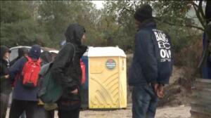 Francia cierra el campamento de refugiados de Calais