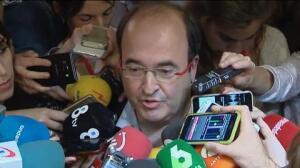 """Iceta pide a la gestora que """"sea sensible e inteligente"""" con la posición del PSC"""