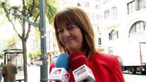"""Mendia, por un """"gesto mínimo"""" para investir a Rajoy"""