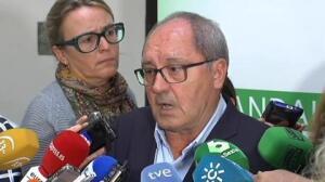 """Cornejo, 'mano derecha' de Susana Díaz: """"El PSC tiene tiempo para recapacitar y acatar, asumir u obedecer el acuerdo"""""""