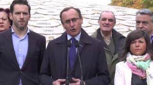 """PP: """"La paz no puede ser el tiempo de destruir el Estatuto"""""""
