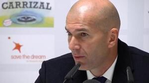 """Zidane: """"El gol de Nacho es para la historia"""""""
