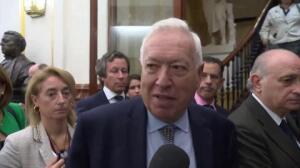 """Margallo a Iglesias:""""Que presente una denuncia"""""""