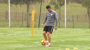 El Athletic sigue preparando el duelo liguero del domingo ante Osasuna