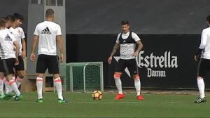Prandelli comienza a perfilar el equipo para Riazor