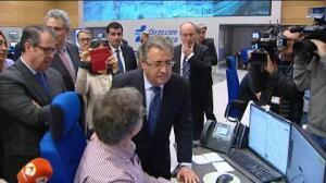 El ministro del Interior visita la DGT coincidiendo con el comienzo de la operación salida