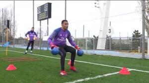 El Real Madrid comienza a preparar el partido contra el Borussia