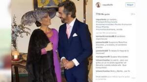 Raquel Bollo hace oficial su relación con Juan Manuel