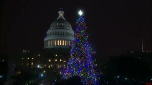 Comienza la Navidad en EEUU