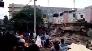 Al menos 52 muertos por el terremoto en Indonesia