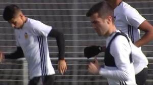 La defensa del Valencia CF, en peligro