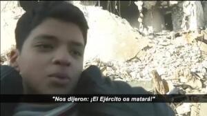 Alto el fuego temporal del Ejército Sirio en el este de Alepo para permitir la salida de civiles