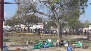 Al menos 29 personas mueren en un atentado con coche bomba suicida en Mogadiscio