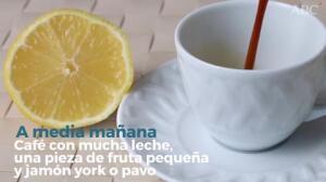Menú para adelgazar de Ángela Quintás