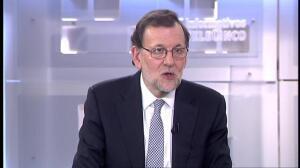 """Rajoy, sobre la Administración Trump: """"Quiero tener buenas relaciones"""""""