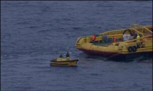 Italia decretará el estado de emergencia ante un posible derrame de combustible del