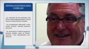 Vivir con hipercolesterolemia familiar