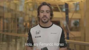 Fernando Alonso DIAGEO