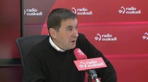 "Otegi: ""Habrá desarme, guste o no al Gobierno español"""