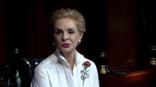 Carolina Herrera celebra sus 35 años en la moda