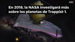 La NASA descubre un nuevo sistema solar