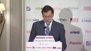 """Rajoy dice que Andalucía """"merece gobernantes mejores"""""""