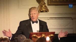 """Trump aumentará el gasto militar para """"ganar guerras"""""""