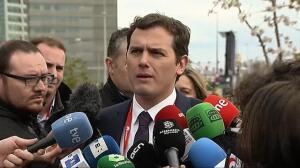 """Rivera: """"El PP no tiene remedio"""""""