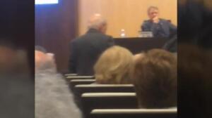 Desplante a Jordi Pujol en una conferencia sobre nacionalismos