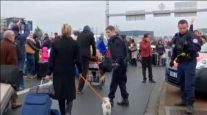 Ataque en el aeropuerto francés de Orly