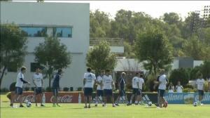 Bauza confía en Messi, Agüero y Di María para el partido contra Chile