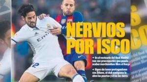 """Iniesta, sobre Isco: """"Me parece un jugador de un talento brutal"""""""