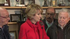 Aguirre exige al Ayto. de Madrid solidaridad con la APM