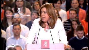 """Díaz reclama """"ayuda"""" para """"volver a ganar"""" al PP"""