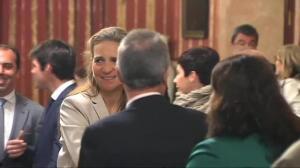 "La Infanta Elena: ""En parte soy bética"""