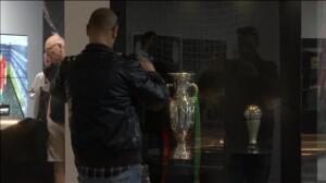 Cristiano Ronaldo le da nombre al aeropuerto de Madeira