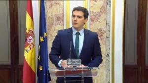 Rivera confirma y adelanta el acuerdo alcanzado con el Gobierno sobre los PGE para 2017