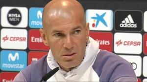 """Zidane: """" No somos favoritos"""""""