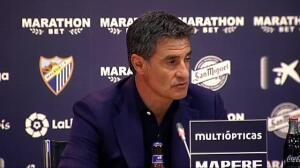 """Voro: """"La victoria del Málaga es justa"""""""