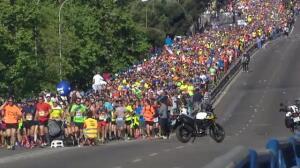 No hay edad que el maratón pueda vencer