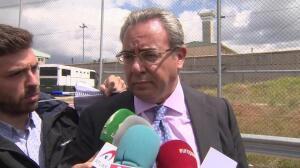 """González, que no está """"afectado"""", pide acceso a prensa"""