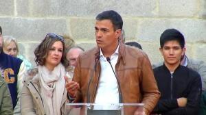 """Pedro Sánchez: """"¡Manda carallo con la abstención del PSOE!"""""""